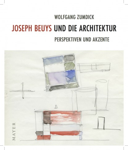 Beuys_Architektur 9 x 10.5 cm